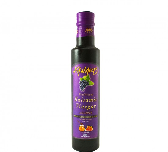 Balsamic Vinegar with honey