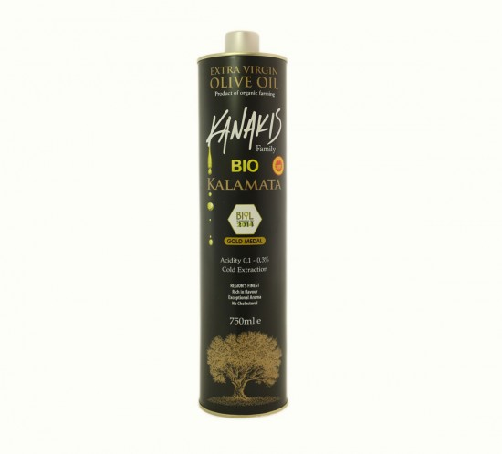 Extra Virgin Olive Oil BIO (750ml)