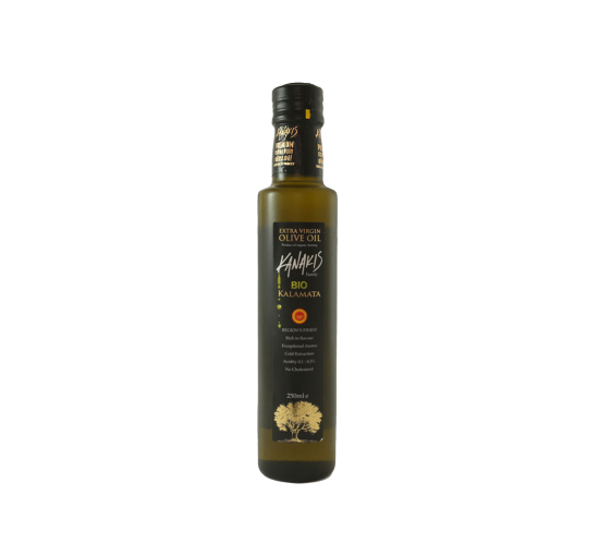 Extra Virgin Olive Oil BIO Glass (250 ml)