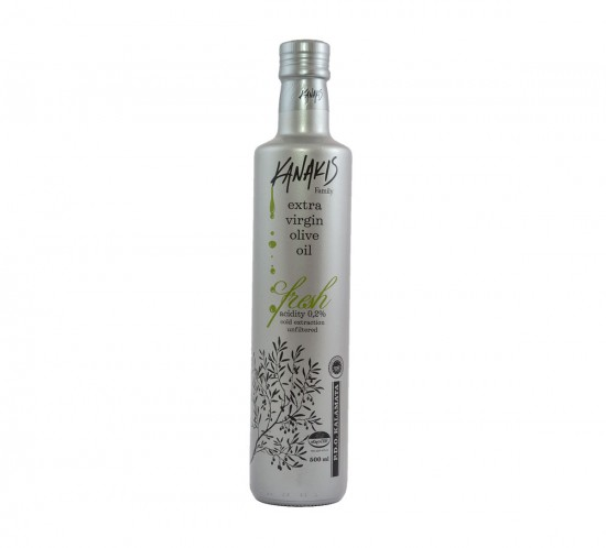 Extra Virgin Olive Oil PDO (500ml)