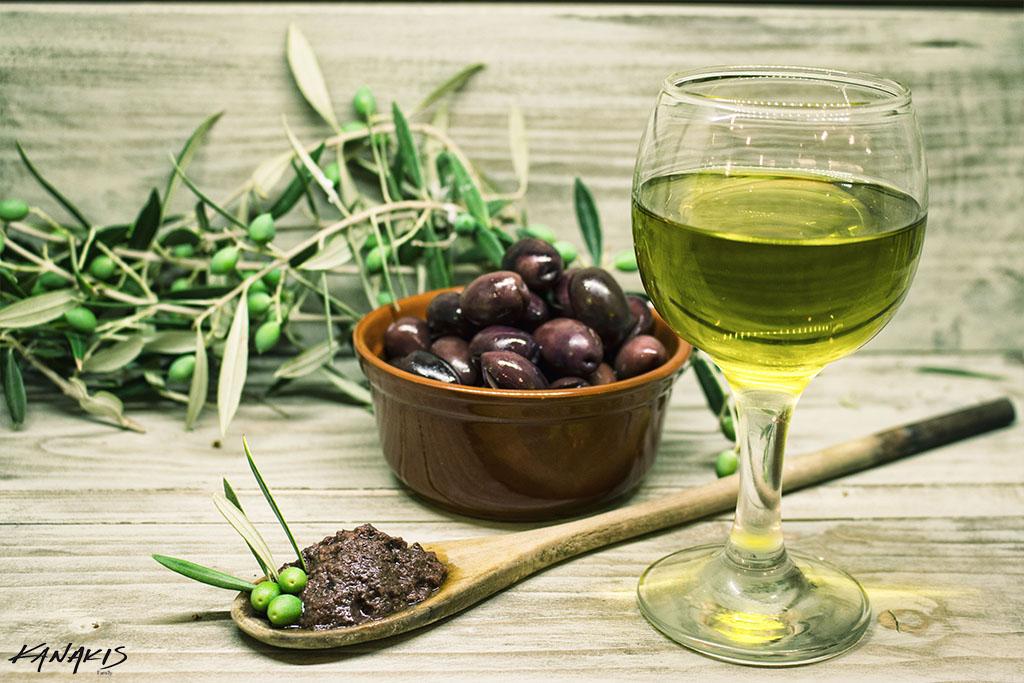 Olive oil cretiria